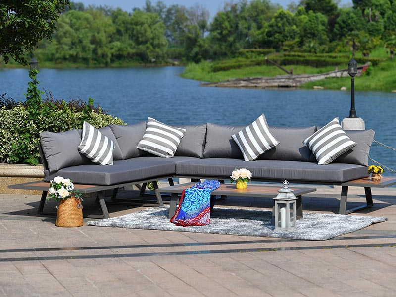 fashion outdoor sofa set