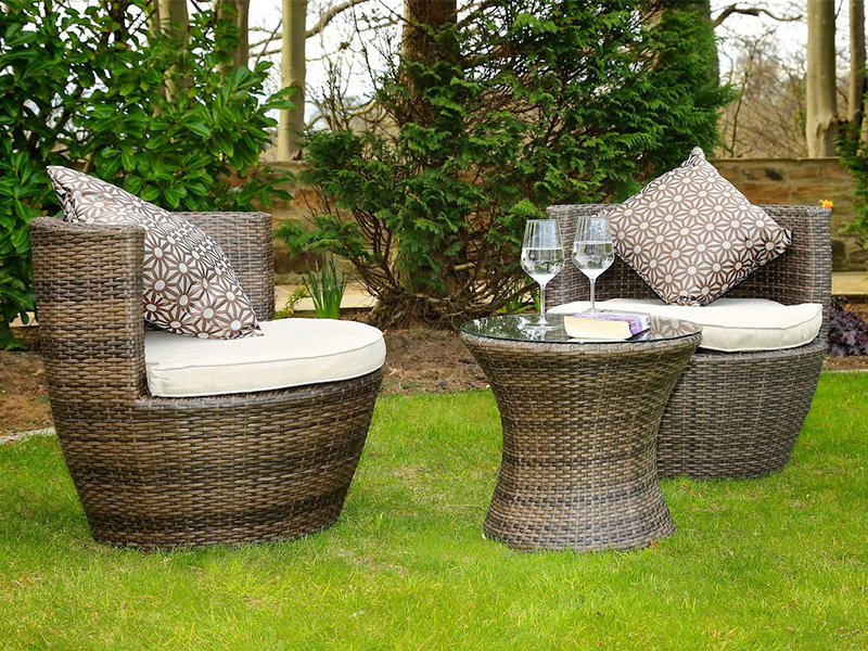 backyard wicker furniture