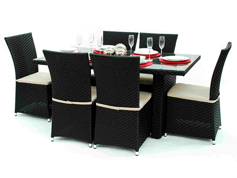 Modern New Arrival Rattan Dining Sets