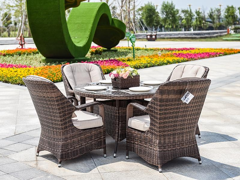 yard dining set